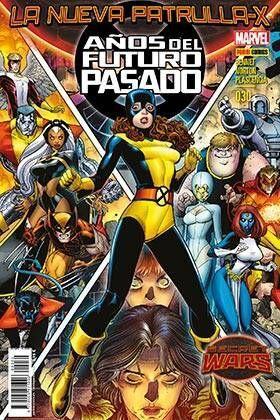 LA NUEVA PATRULLA-X #30: AÑOS DEL FUTURO PASADO 1 - SECRET WARS