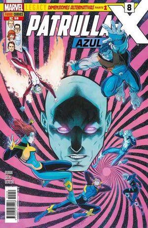LA PATRULLA-X AZUL #59 / 08 MARVEL LEGACY. DIMENSIONES ALTERNATIVAS 1