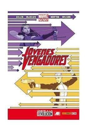 JOVENES VENGADORES VOL.2 #03
