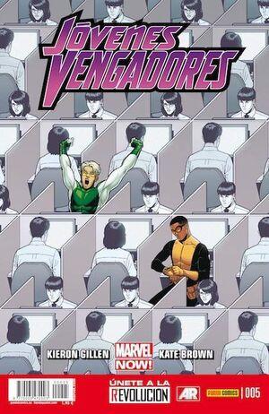 JOVENES VENGADORES VOL.2 #05