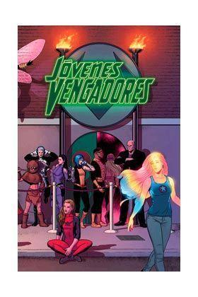 JOVENES VENGADORES VOL.2 #12 RESOLUCION