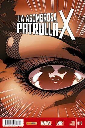 LA ASOMBROSA PATRULLA-X #18