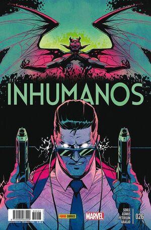 INHUMANOS #026