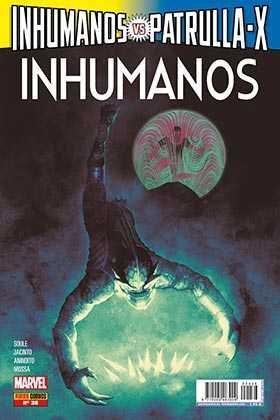 INHUMANOS #036