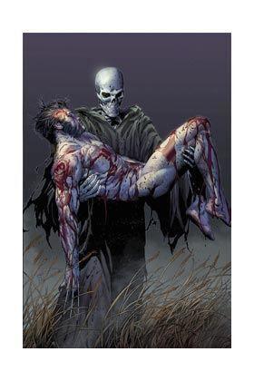 LA MUERTE DE LOBEZNO #004