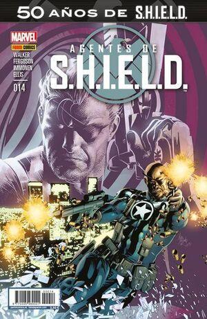 AGENTES DE SHIELD #14