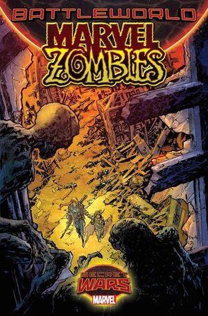 SECRET WARS: MARVEL ZOMBIES #02