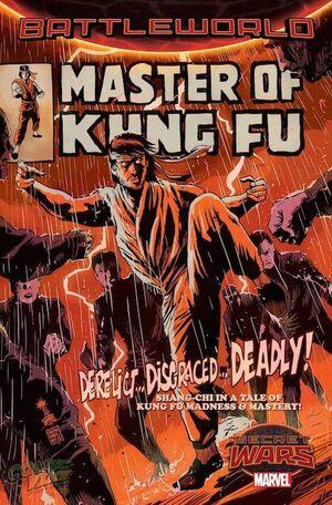 SECRET WARS: CROSSOVER #02 MAESTRO DE KUNG FU