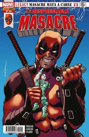 EL DESPRECIABLE MASACRE #25 - 01. MASACRE MATA A CABLE PARTES 1 Y 2