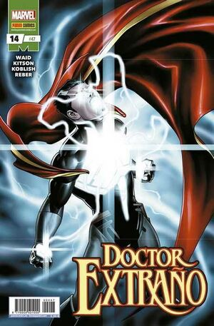 DOCTOR EXTRAÑO #047 / 014