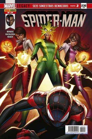 SPIDER-MAN #24 (PANINI)