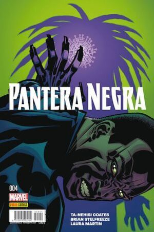 PANTERA NEGRA VOL. 2 #04