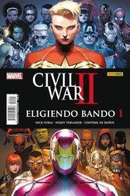 CIVIL WAR II: ELIGIENDO BANDO #01