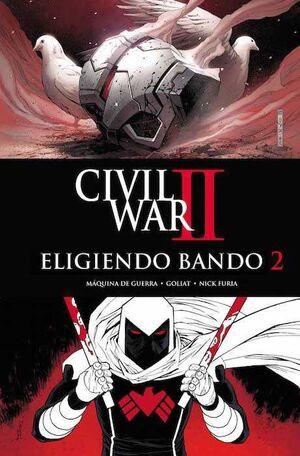 CIVIL WAR II: ELIGIENDO BANDO #02