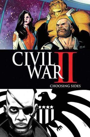 CIVIL WAR II: ELIGIENDO BANDO #04