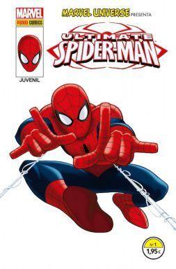 MARVEL UNIVERSE PRESENTA #01 ULTIMATE SPIDERMAN