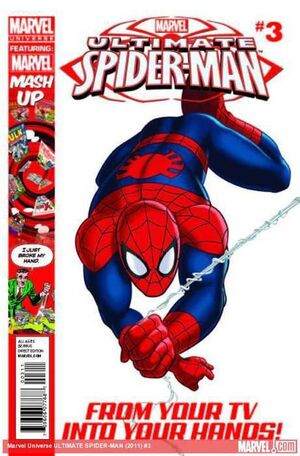 MARVEL UNIVERSE PRESENTA #06 ULTIMATE SPIDERMAN