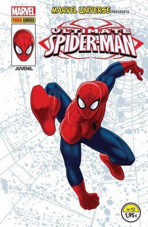 MARVEL UNIVERSE PRESENTA #12 ULTIMATE SPIDERMAN