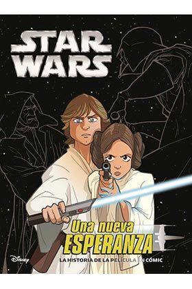 STAR WARS (GRAPA PANINI) #01 UNA NUEVA ESPERANZA