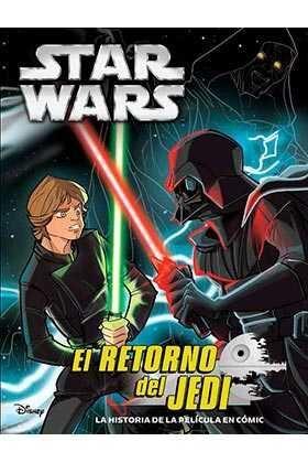 STAR WARS (GRAPA PANINI) #03 EL RETORNO DEL JEDI