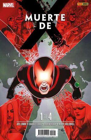 MUERTE DE X #01