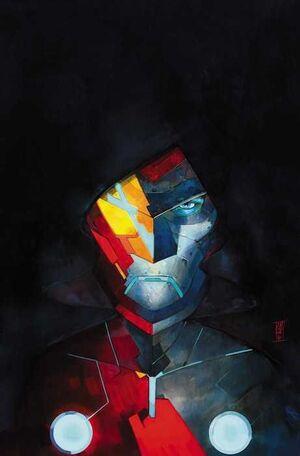 VICTOR VON MUERTE: IRON MAN #01