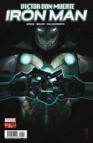 VICTOR VON MUERTE: IRON MAN #03