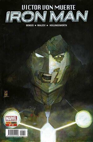 VICTOR VON MUERTE: IRON MAN #12