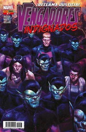 VENGADORES INDIGNADOS #07