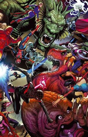 MONSTERS UNLEASHED! #01