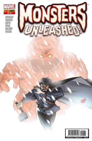 MONSTERS UNLEASHED! #05