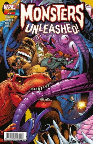 MONSTERS UNLEASHED! #06