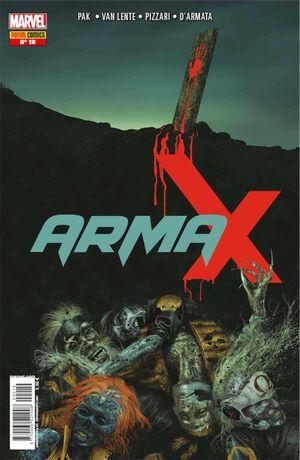 ARMA X #19
