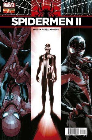 SPIDERMEN II #01