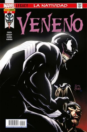 VENENO VOL. 2 #010 MARVEL LEGACY. LA NATIVIDAD
