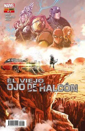 EL VIEJO OJO DE HALCON #02. MARVEL LEGACY: OJO POR OJO 2