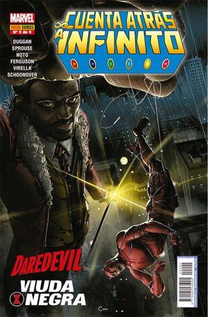 CUENTA ATRAS A INFINITO: HEROES #02