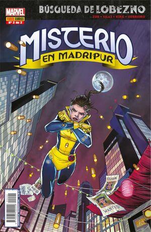 BUSQUEDA DE LOBEZNO: MISTERIO EN MADRIPUR #02