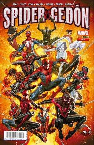 SPIDERGEDON #01