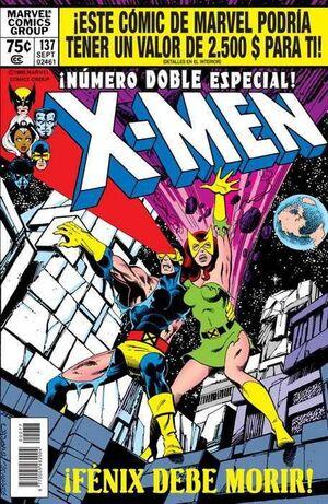 MARVEL FACSIMIL #02. THE X-MEN 137