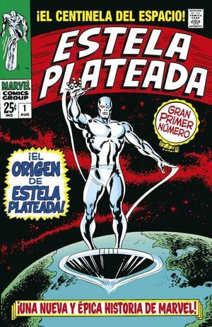 MARVEL FACSIMIL #05. THE SILVER SURFER 1