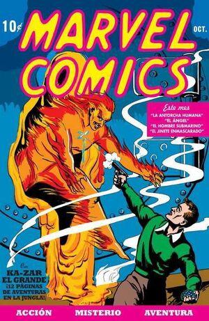 MARVEL FACSIMIL #09. MARVEL COMICS 1