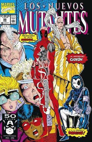 MARVEL FACSIMIL #11. THE NEW MUTANTS 99