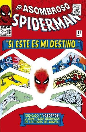 MARVEL FACSIMIL #15. THE AMAZING SPIDER-MAN 31