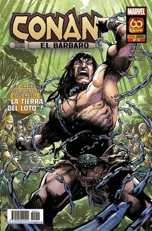 CONAN EL BARBARO #11 (GRAPA - MARVEL)