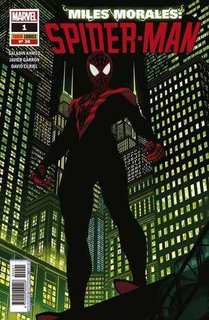 MILES MORALES: SPIDER-MAN #01