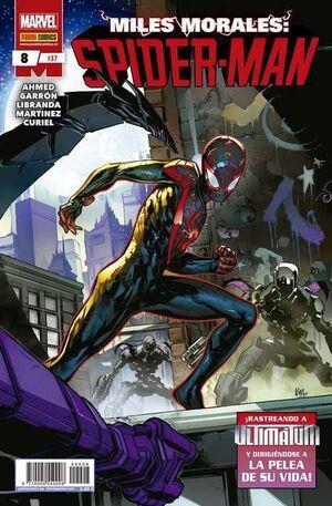MILES MORALES: SPIDER-MAN #08