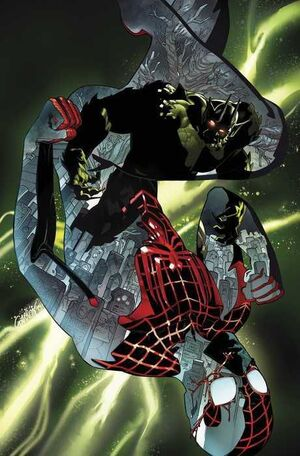 MILES MORALES: SPIDER-MAN #09