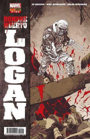 HOMBRE MUERTO LOGAN #01
