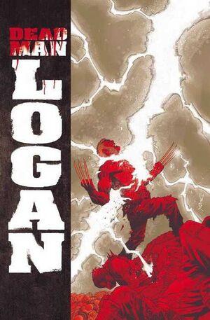 HOMBRE MUERTO LOGAN #06